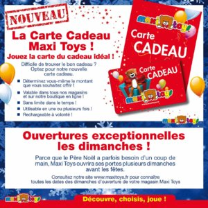 Catalogue Maxi Toys Noël 2015 page 2