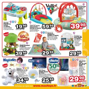 Catalogue Maxi Toys Noël 2015 page 5