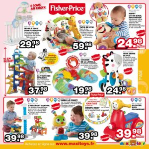 Catalogue Maxi Toys Noël 2015 page 7