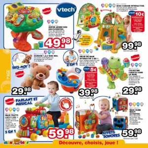 Catalogue Maxi Toys Noël 2015 page 10