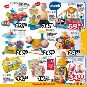 Catalogue Maxi Toys Noël 2015 page 11