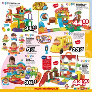 Catalogue Maxi Toys Noël 2015 page 13