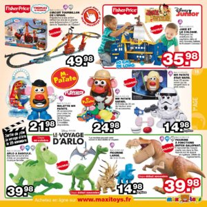 Catalogue Maxi Toys Noël 2015 page 15