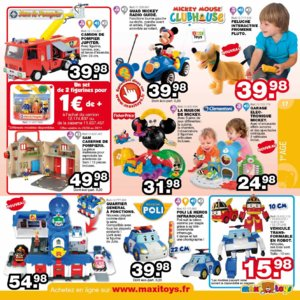 Catalogue Maxi Toys Noël 2015 page 17