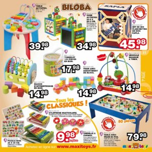 Catalogue Maxi Toys Noël 2015 page 21