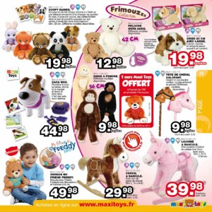Catalogue Maxi Toys Noël 2015 page 25