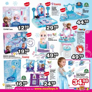 Catalogue Maxi Toys Noël 2015 page 29