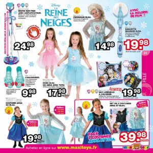 Catalogue Maxi Toys Noël 2015 page 31