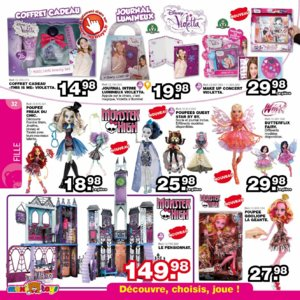 Catalogue Maxi Toys Noël 2015 page 32