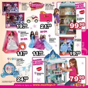 Catalogue Maxi Toys Noël 2015 page 33