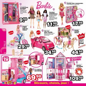 Catalogue Maxi Toys Noël 2015 page 34
