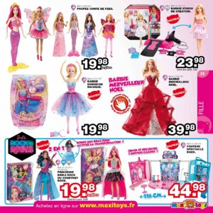 Catalogue Maxi Toys Noël 2015 page 35