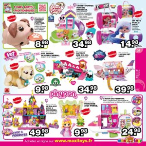 Catalogue Maxi Toys Noël 2015 page 37