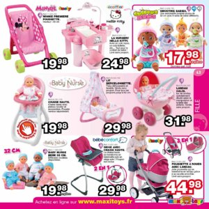 Catalogue Maxi Toys Noël 2015 page 43