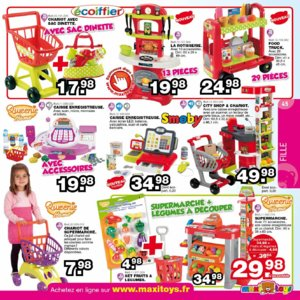 Catalogue Maxi Toys Noël 2015 page 45