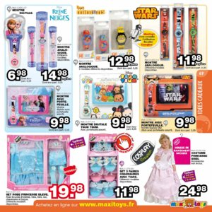 Catalogue Maxi Toys Noël 2015 page 49