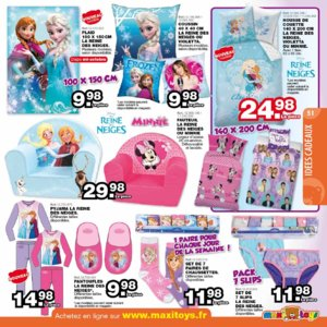 Catalogue Maxi Toys Noël 2015 page 51