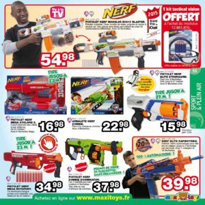 Catalogue Maxi Toys Noël 2015 page 55