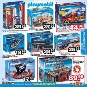 Catalogue Maxi Toys Noël 2015 page 57