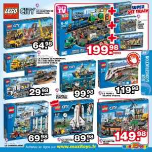 Catalogue Maxi Toys Noël 2015 page 59