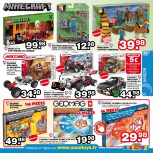 Catalogue Maxi Toys Noël 2015 page 63