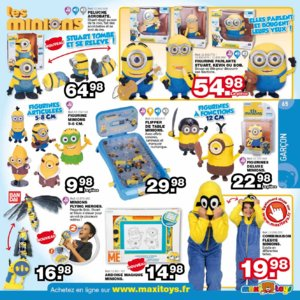 Catalogue Maxi Toys Noël 2015 page 65