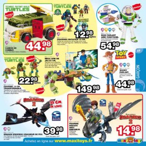 Catalogue Maxi Toys Noël 2015 page 69