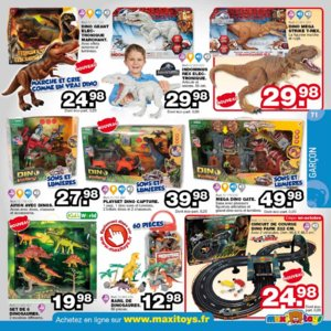Catalogue Maxi Toys Noël 2015 page 71