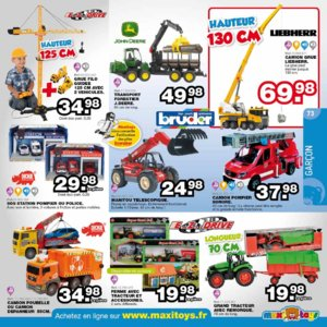 Catalogue Maxi Toys Noël 2015 page 73