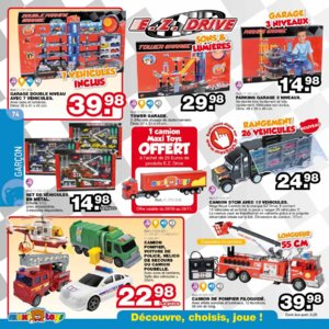 Catalogue Maxi Toys Noël 2015 page 74