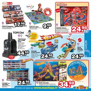 Catalogue Maxi Toys Noël 2015 page 75