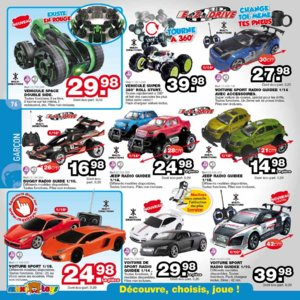 Catalogue Maxi Toys Noël 2015 page 76