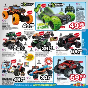 Catalogue Maxi Toys Noël 2015 page 77