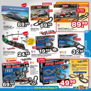Catalogue Maxi Toys Noël 2015 page 79