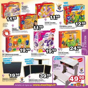 Catalogue Maxi Toys Noël 2015 page 83