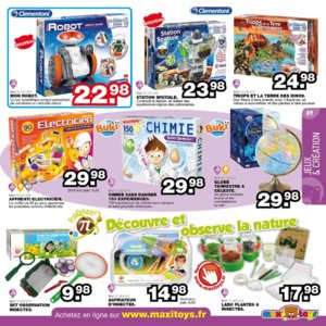 Catalogue Maxi Toys Noël 2015 page 89