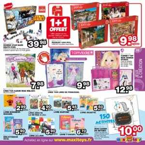 Catalogue Maxi Toys Noël 2015 page 93