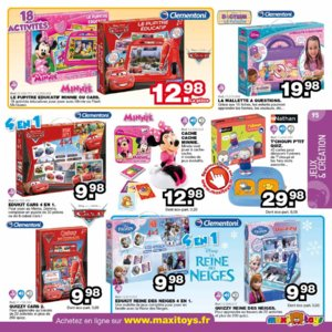 Catalogue Maxi Toys Noël 2015 page 95