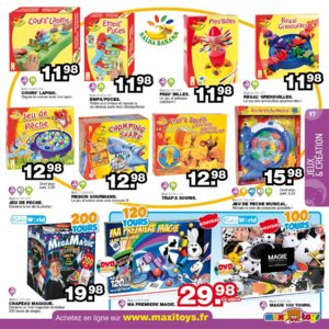 Catalogue Maxi Toys Noël 2015 page 97