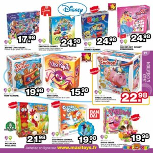 Catalogue Maxi Toys Noël 2015 page 99