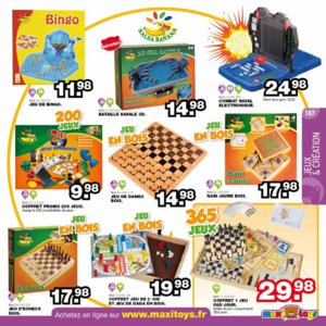 Catalogue Maxi Toys Noël 2015 page 107
