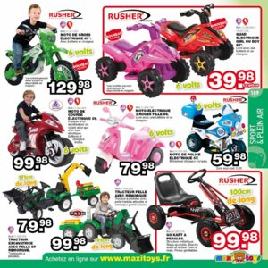 Catalogue Maxi Toys Noël 2015 page 109