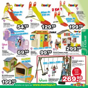Catalogue Maxi Toys Noël 2015 page 113
