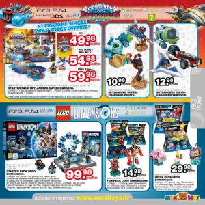 Catalogue Maxi Toys Noël 2015 page 119