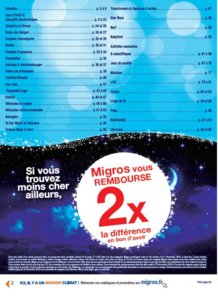 Catalogue Migros France Noël 2016 page 2