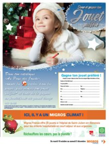 Catalogue Migros France Noël 2016 page 3