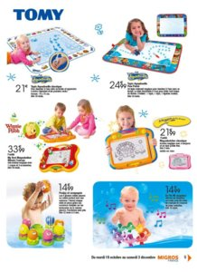 Catalogue Migros France Noël 2016 page 9