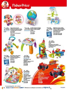 Catalogue Migros France Noël 2016 page 18
