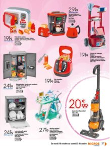 Catalogue Migros France Noël 2016 page 37