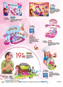 Catalogue Migros France Noël 2016 page 38